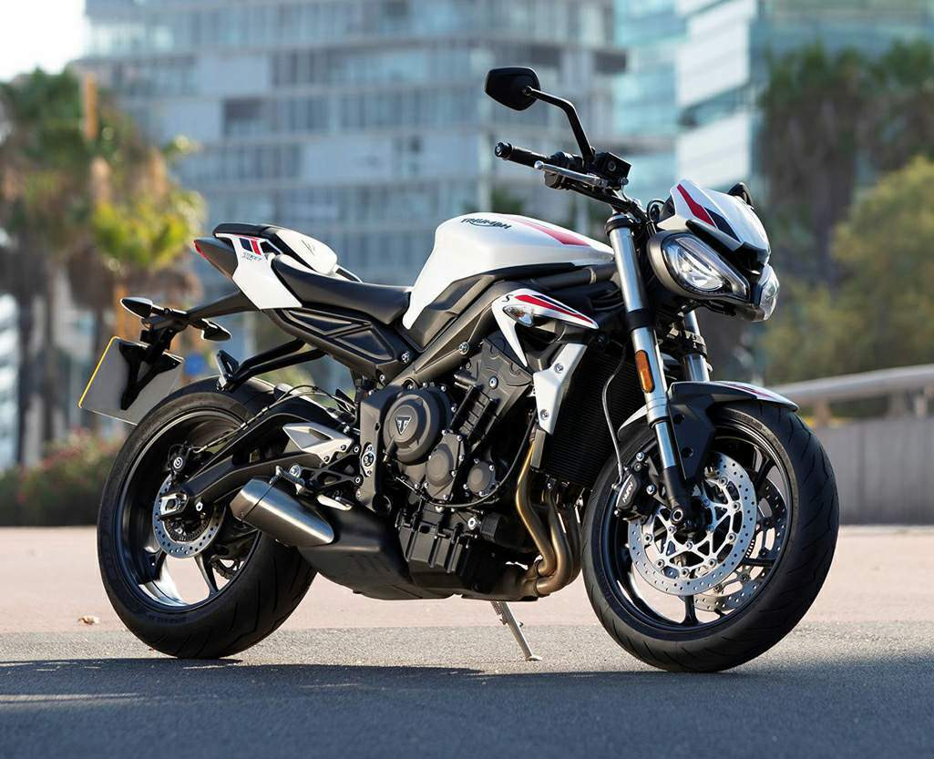 Triumph Street Triple S / A2 technical specifications